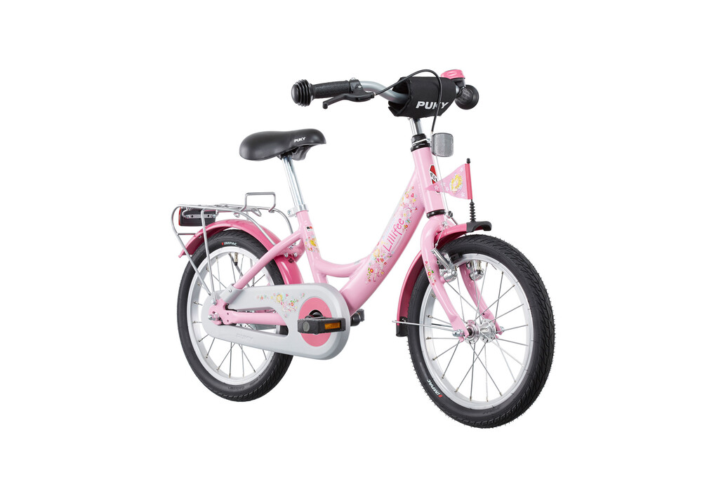 puky zl 16 1 kinderfahrrad 16 alu lillifee online kaufen bei bikester. Black Bedroom Furniture Sets. Home Design Ideas